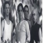Cave Penny Promo, 1995. Rich Russ, Joe Tizzio, Pete Collins, S.A. Sebastian Gnolfo.